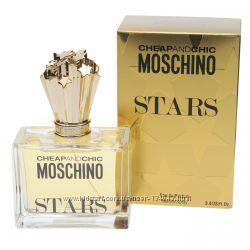 Новинка Moschino Cheap and Chic Stars 100 мл - лицензия отличного качества