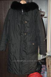 Удобная женская зимняя куртка
