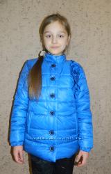 Деми курточки яркие -92-140р цена супер-3 модельки