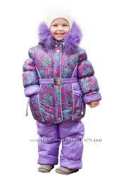 Зимнии комплеты для мальчика и девочек  до 116р без минималок