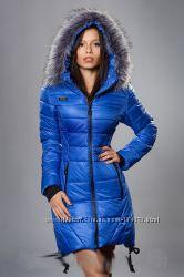Куртки-пальто зимнии 7 моделей 42-48р.