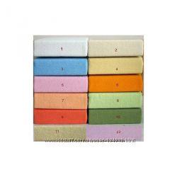 Минус 20. Турецкие махровые простыни 220х240. Низкие цены