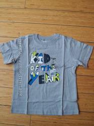 Стильна футболка для хлопчика на 3 роки Oshkosh