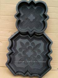 формы для изготовления тротуарной плитки, брусчатки