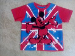 Продам футболочку George Disney 1-1, 5г. , 81-86см