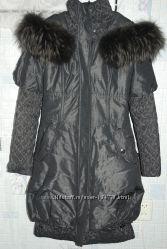Пальто-пуховик, состояние нового