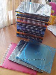 32 коробки для CDDVD дисков