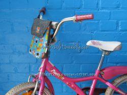 Сумочки для велосипедов, самокатов, беговелов