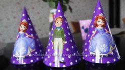 Набор для празднования Дня Рождения Принцесса София