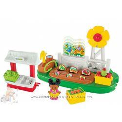 Fisher Price Y8197 Игровой набор Сад Little People