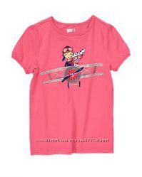 Новая футболка на девочку