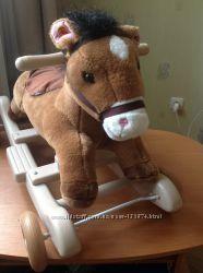 Детская игрушка Пони качалка