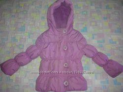 Куртка демисезонная Glo-Story для девочки р. 92-98 см