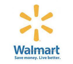 Walmart без комиссии море 5, 5 дол Всегда фришип.