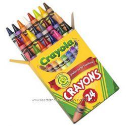 Crayola и Cra-Z-art восковые мелки и фломастеры