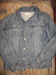 Курточки джинсовая,  рост 150-155
