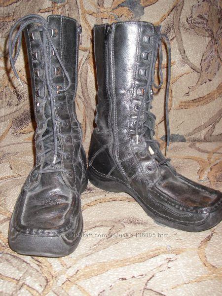 Ботинки деми, р 37-38
