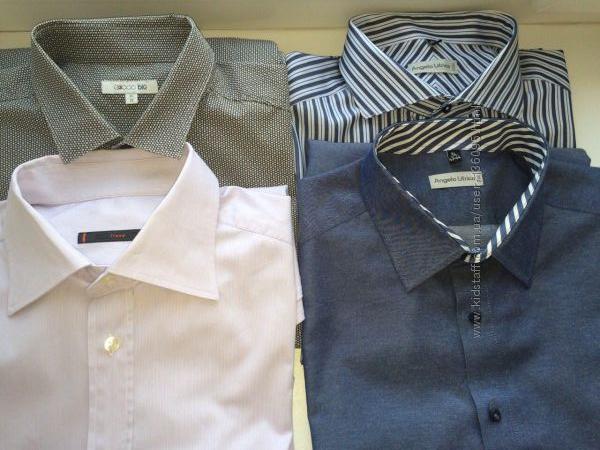 Рубашки мужские XL отличные