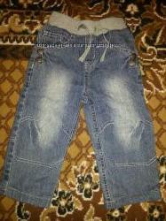 Классные утепленные  джинсы TOPOLINO