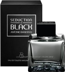 A. BANDERAS BLACK SEDUCTION edt spray