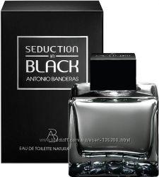 A. BANDERAS BLACK SEDUCTION edt spray