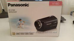 Продам видеокамеру Panasonic HC-V160 новую. Возможен торг