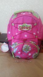 Продам рюкзак Scouty для девочки