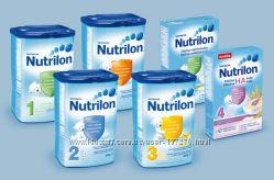 Nutricia Нутрилон Junior от года и другие смеси, цена