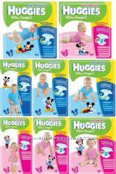 Подгузники Giga Pack Huggies Хаггис ультра комфорт для мальчиков и девочек