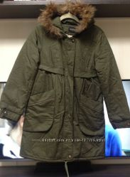 Продам новую зимнюю куртку для беременных