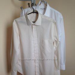 Мужские рубашки Pierre Cardin размер М 39-40