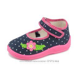 В наличии обувь ZETPOL для девочек маленьких размеров