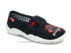 Модели школьной обуви для мальчиков от польского производителя