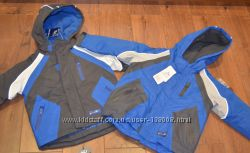 Зимняя термо куртка, мембранный термо комплект Германия