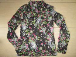 Фирменная блуза Naf-Naf р. 36 в идеале