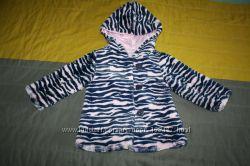 Легкое пальто для девочки 1-2 лет
