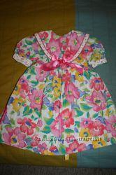 Летние платья, сарафаны, ромпер для девочки 1 - 4 лет.