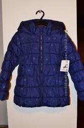 Куртки фирменные С&A Palomino для девочки рост 110, 116