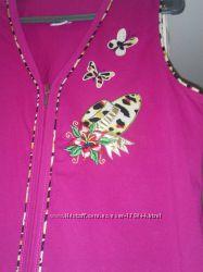 Летние женские халаты и ночные рубашки. Размер 50-56. РАСПРОДАЖА.