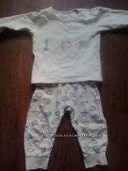 Пижама Chicco для девочки