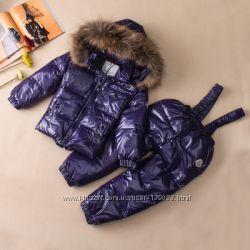 Зимние костюмы Moncler 2015