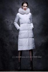 Элегантные пуховые пальто 2016