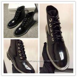 Шикарные деми ботинки Sandro Paris