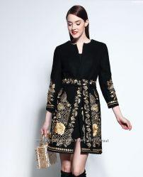 Пальто копии Dolce&Gabbana 2016