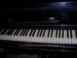 Продам или обменяю пианино Украина черное