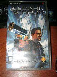 Продам или обменяю игра для PSP Dark Mirror настоящая лицензия
