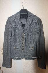 Стильный шерстяной пиджак от французского бренда BGN studio
