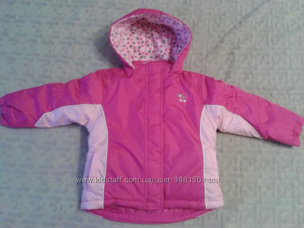 Курточка для дівчинки 4Т Faded Glory