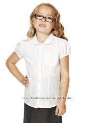 Школьная блузка F&F на 7-8 лет