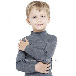 Детская водолазка нежной шерсти Norveg SOFT CITY STYLE